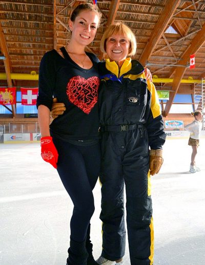 Flims Camp with M.Kudryavtseva
